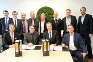 Die Energieversorgung Oberhausen will in der ersten Jahreshälfte 2021 ein neues Gasmotoren-BHKW in Betrieb nehmen. Foto: Energieversorgung Oberhausen AG